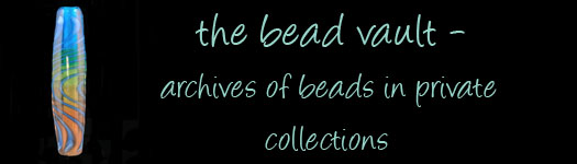 archive of beads in private collections