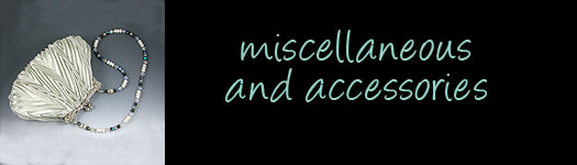 miscellaneous and accessories